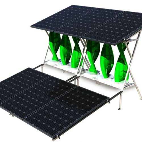SOLAR PLANTS AND STRUCTURES