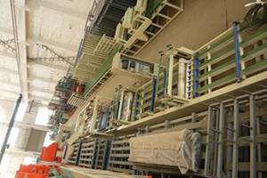 Machinery For Fiber Cement Board Production