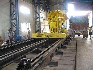 Non asbestos fiber cement board plant